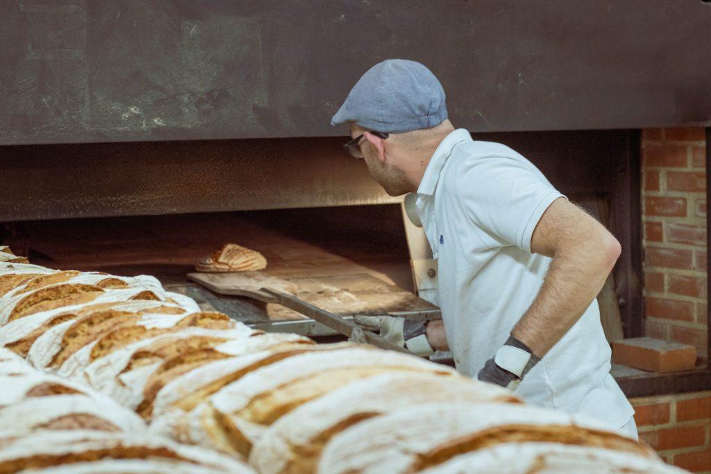 pâtisseries surgelées